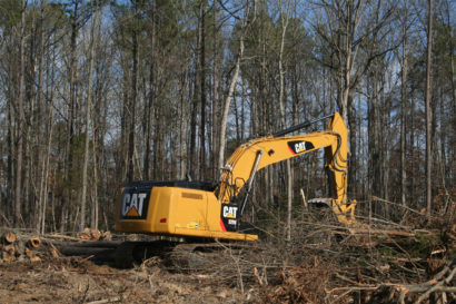Excavating Green Acre Farms