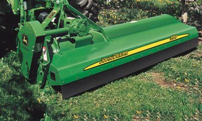 Flail Mower Rental - Green Acre Farms - Ottawa